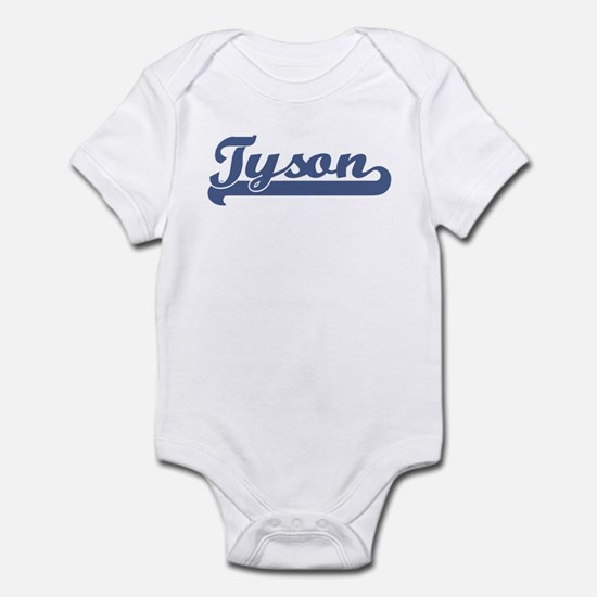 Tyson (sport-blue) Infant Bodysuit