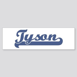 Tyson (sport-blue) Bumper Sticker