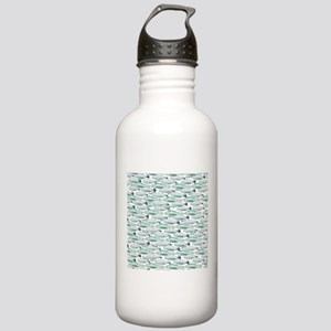 Manatees and Dugongs Swimming Water Bottle