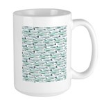 Manatees and Dugongs Swimming Mugs