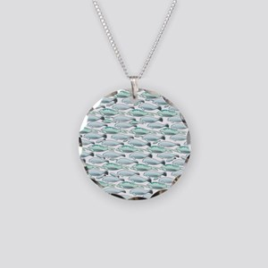 Manatees and Dugongs Swimming Necklace