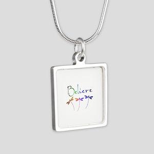 Believe...dragonflies Necklaces