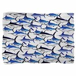 School of Marlin and Swordfish 1a Pillow Sham