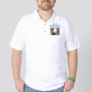 alien gifts and t-shirts Golf Shirt