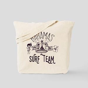 Bahamas Surf Team Tote Bag