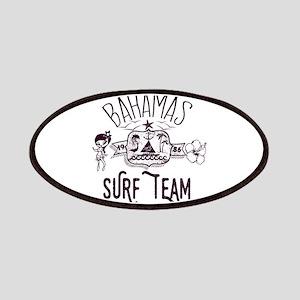 Bahamas Surf Team Patch