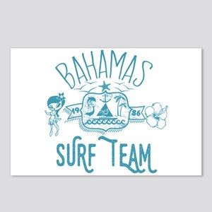 Bahamas Surf Team Postcards (Package of 8)