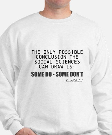 Only Conclusion Sweatshirt