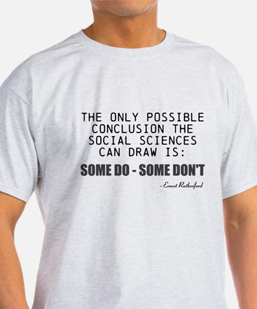 Only Conclusion T-Shirt