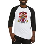 Chatillon Family Crest Baseball Jersey