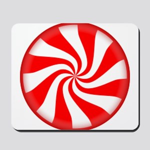 Peppermint Candy Mousepad
