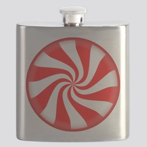 Peppermint Candy Flask