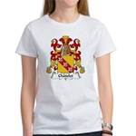 Chatelet Family Crest Women's T-Shirt