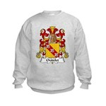 Chatelet Family Crest Kids Sweatshirt