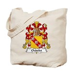 Chatelet Family Crest Tote Bag