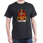 Chatel Family Crest Dark T-Shirt