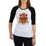 Chatel Family Crest Jr. Raglan