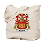 Chatel Family Crest Tote Bag