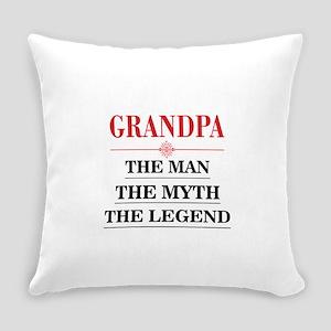 Grandpa-the man Everyday Pillow