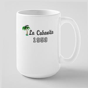 La Cubanita 1959 Mugs