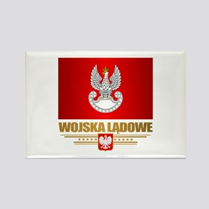 Polish Land Forces Magnets