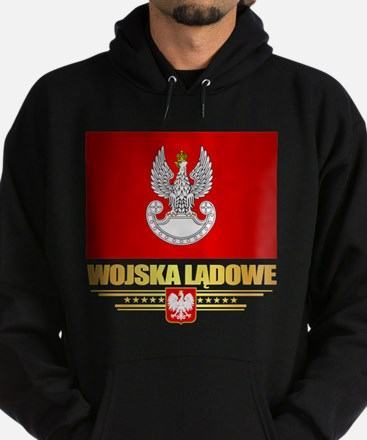 Polish Land Forces Hoodie