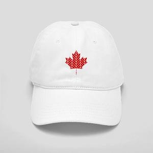 Chevron Maple Leaf Cap