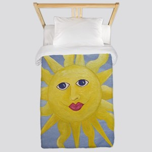 Whimsical Sun Twin Duvet
