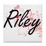 Riley Tile Coasters