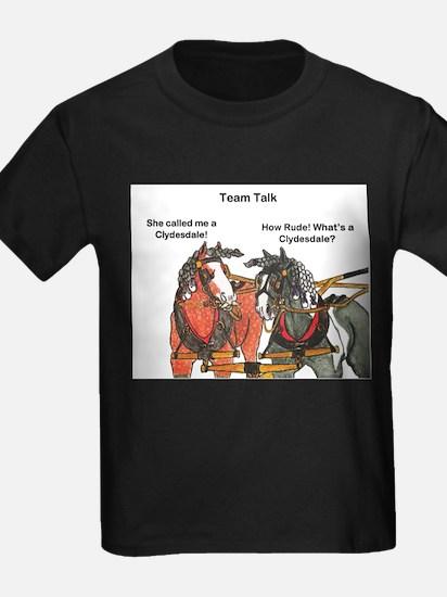 Team Talk 1 T-Shirt