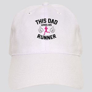 This Dad Loves His Runner Cap