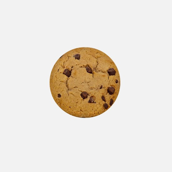 Chocolate Chip Cookie Mini Button