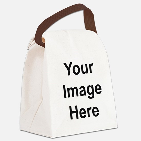 Personalised Canvas Lunch Bag