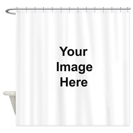 Personalised Shower Curtain