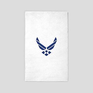 Air Force Wings - Logo, Emblem Area Rug