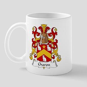 Charon Family Crest Mug