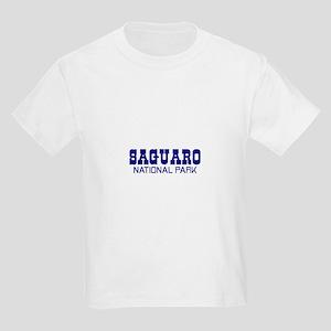Saguaro National Park Kids Light T-Shirt