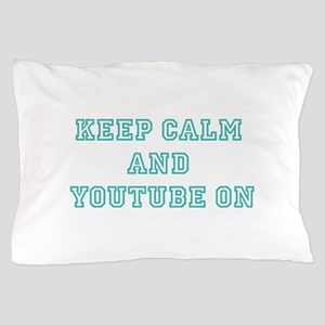 Keep Calm Pillow Case