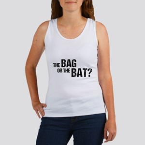 The Bag or the Bat Tank Top