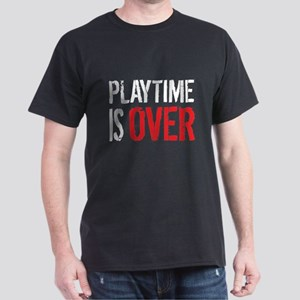 Playtime is Over - Ray Donovan T-Shirt