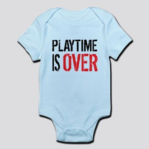 Playtime is Over - Ray Donovan Body Suit