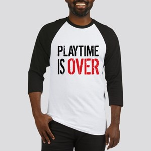 Playtime is Over - Ray Donovan Baseball Jersey