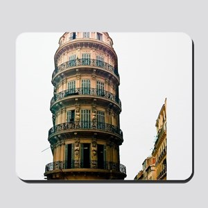 French Architecture Mousepad