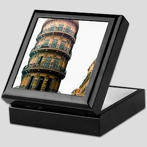 French Architecture Keepsake Box