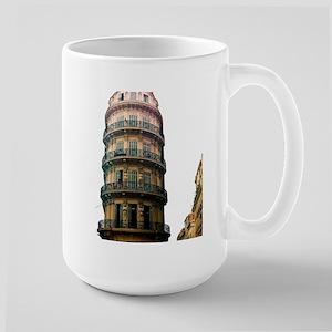 French Architecture Mugs