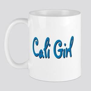 """California Girl"" Mug"