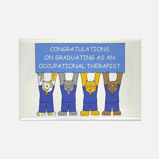 Congratulations on graduating as  Rectangle Magnet