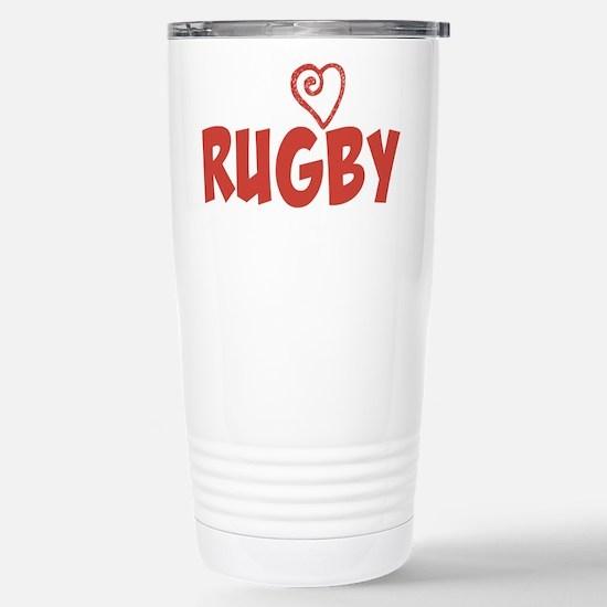 Love Rugby Mugs