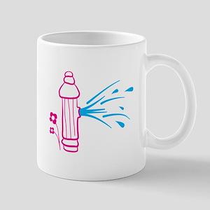 Sprinkler hydrant Mugs
