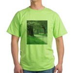 Happy Destiny Green T-Shirt